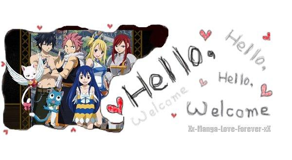 ₪ Bienvenue sur Xx-Manga-Love-Forever-xX