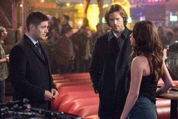 Episode 12x11 : Regarding Dean