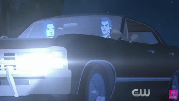 Episode 13x16 : ScoobyNatural