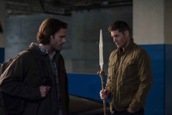 Episode 14x09 : The Spear