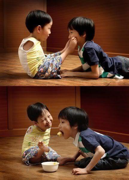 """""""C'est beau l'innocence de la vie"""""""