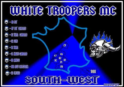 WHITE TROOPERS MC