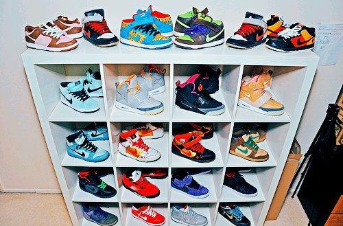 Bienvenu dans le mode des chaussure !!