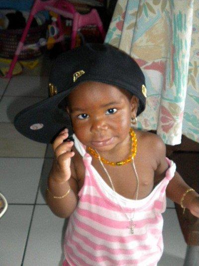 Amélia ma nièce
