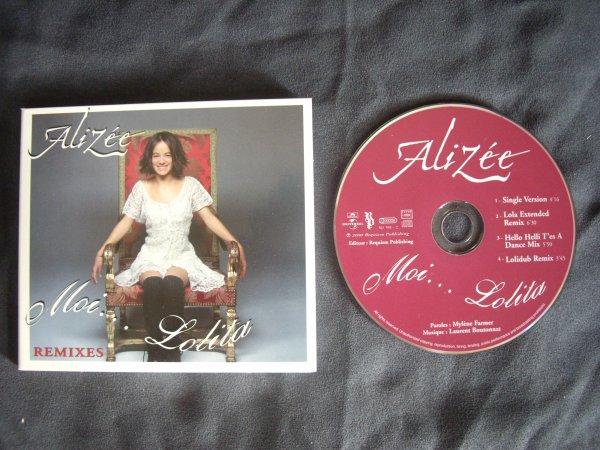 ...oO°Moi...Lolita ~ Maxi CD digipack français°Oo...
