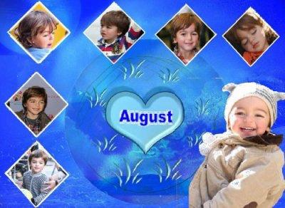 montage sur august