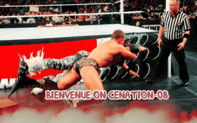 welcome to cenation08