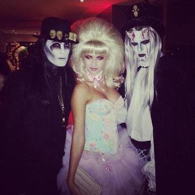 _ Bill et Tom _ Halloween Party 2012 ***
