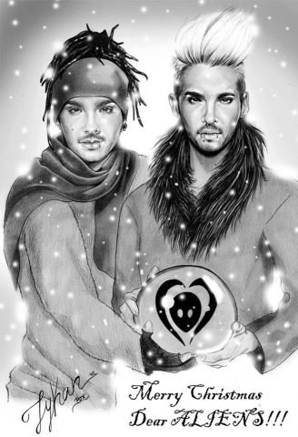 _ Joyeux Noel ALIENS ♣