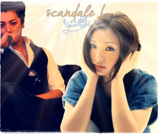 # ~ Fiction N°2 ~ Scandale ! ~ #