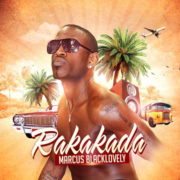 Sortie du Nouveau Single de Marcus BLACK LOVELY le 17 Décembre...Le son est Dingue !!!