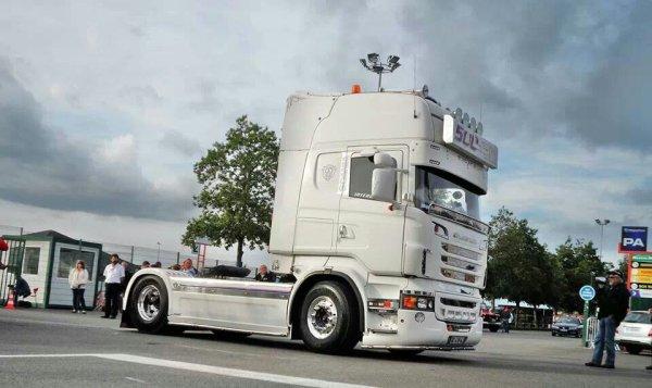 Scania a rom