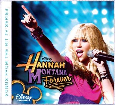 Le nouvel album d'Hannah Montana le 18 octobre !