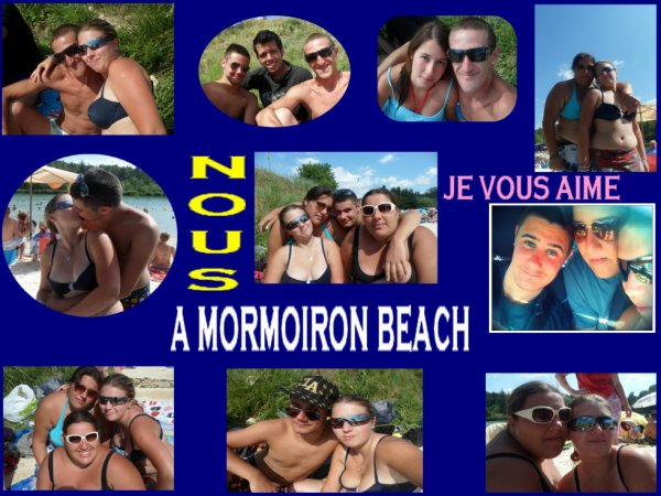 Juste les meilleures à Mormoiron beach