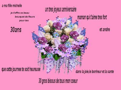 Proverbe Damour Pour Sa Maman Joyeux Anniversaire Ma Fille