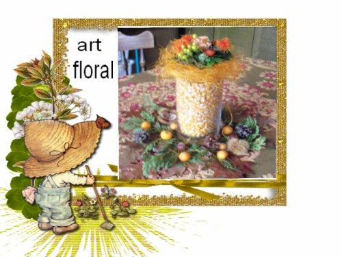 mon 2 cours d'art floral
