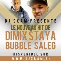 www.djskam.fr / DJ SKAM EK DIMIX STAYA - Bubble Saleg www.djskam.fr (2013)