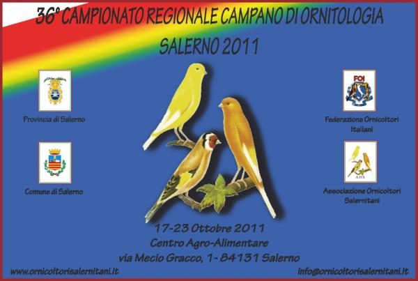 CAMPIONATO REGIONALE CAMPANIA 2011