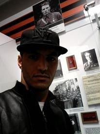 Ma Casquette NY Présente aussi Au Musée de L'arme Russian