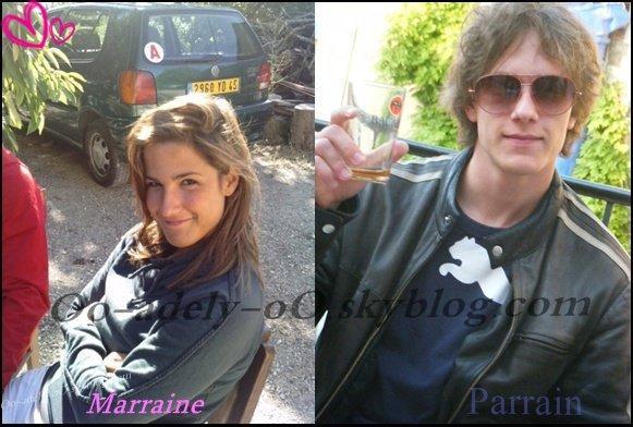 _Marraine & Parrain de Maddy