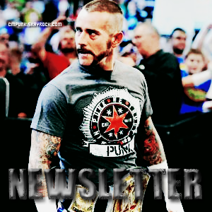 Second article ; Newsletter On CmPunk.Skayrock.com