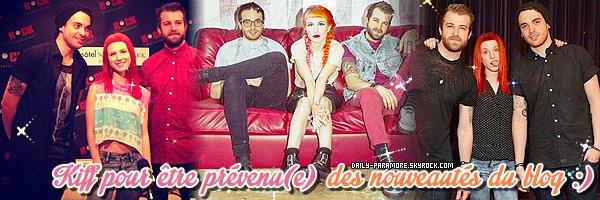 "Paramore ❤ au "" Teen Choice Award 2013 """