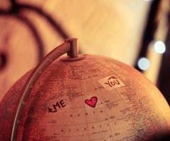 » Malgré la distance ceii a toi que je pense (a) ♥ #.