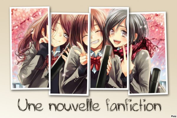 Fanfiction n°3 : ( Double vie à la ) KSA