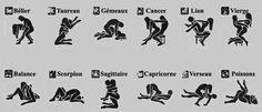 Quel est votre signe astrologique ? :)