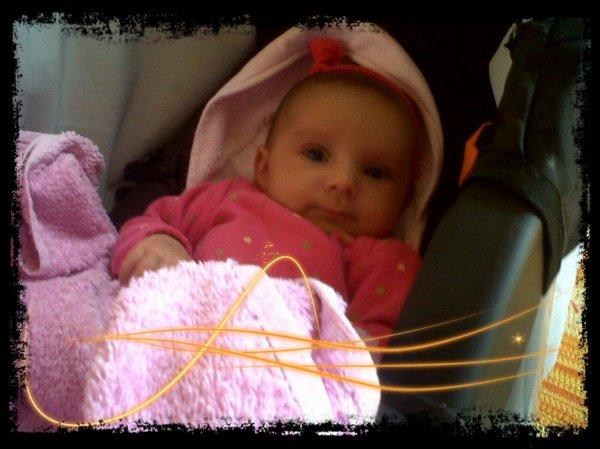 Ma Petite Princess' ♥ 23 février 2012