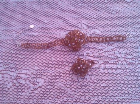 parure bracelet bague