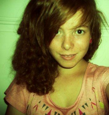 Je m'appelle Eva et je suis un kiwi.