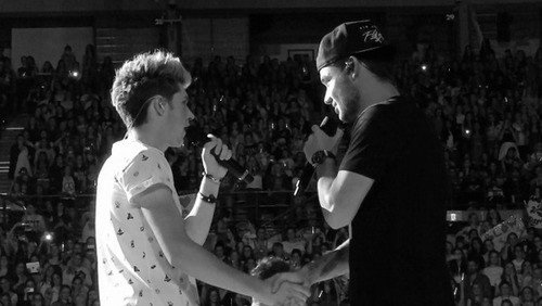 One Night Together || Niall & Liam