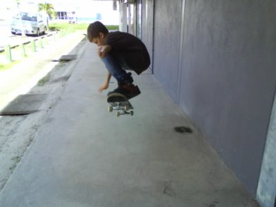 Moi qui skate