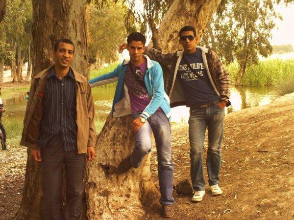 moi et mes deux amis