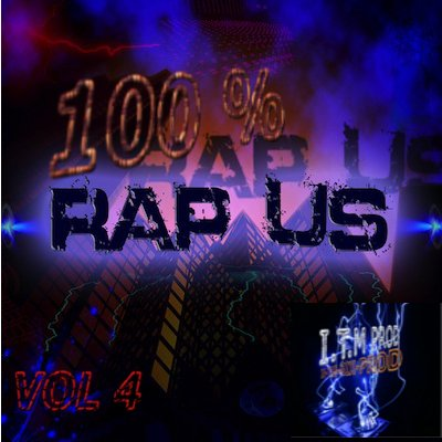 100 % RAP US VOL 4 / 1 - ARMAND-B - Nas - Made you look ( version 2013 edit I.T.M.PROD ) (2013)