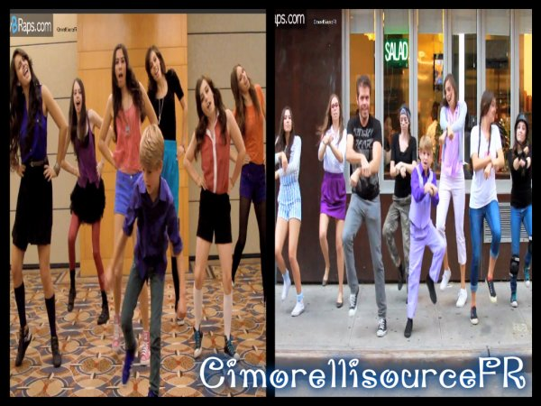 Cimorelli Gangnam Style ;P In or Out?