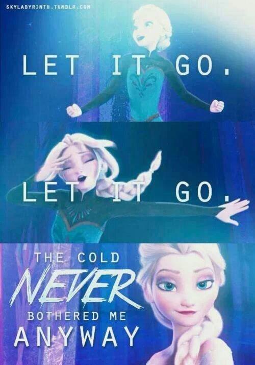 Bienvenue dans mon palais de glace...