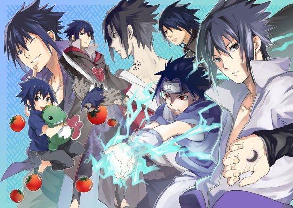 Ensemble de Sasuke