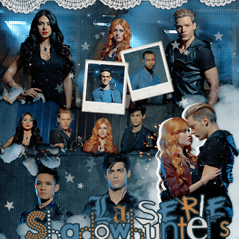 ♠ www.ShadowhuntersTMI.skyrock.com__________☼__________Article Shadowhunters : Fiche technique de la série « Magnus... they're beautiful. You're beautiful. »__________________Création_-|-_Décoration_-|-_Newsletter_