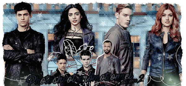 ♠ www.ShadowhuntersTMI.skyrock.com__________☼__________Article Photoshoot : Photoshoot Saison 2 « Magnus... they're beautiful. You're beautiful. »__________________Création_-|-_Décoration_-|-_Newsletter_