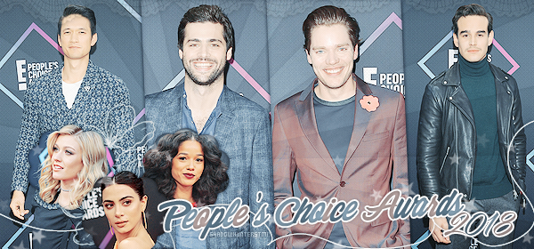 ♠ www.ShadowhuntersTMI.skyrock.com__________☼__________Article Événement : People's Choice Awards « Magnus... they're beautiful. You're beautiful. »__________________Création_-|-_Décoration_-|-_Newsletter_