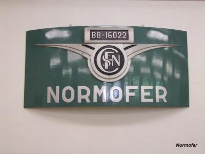 Le pin's Normofer