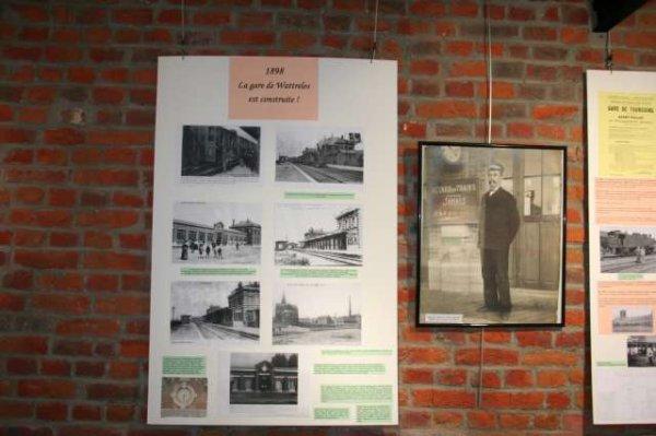 VISITE au MUSEE des ARTS et TRADITIONS  de WATTRELOS