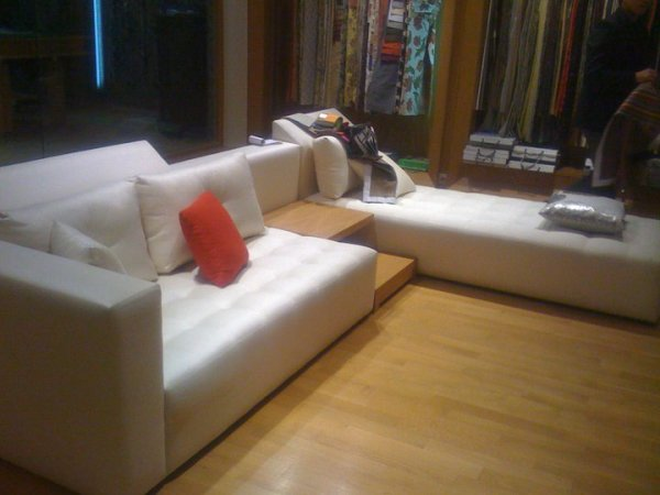 salon Tapissier moderne 2012