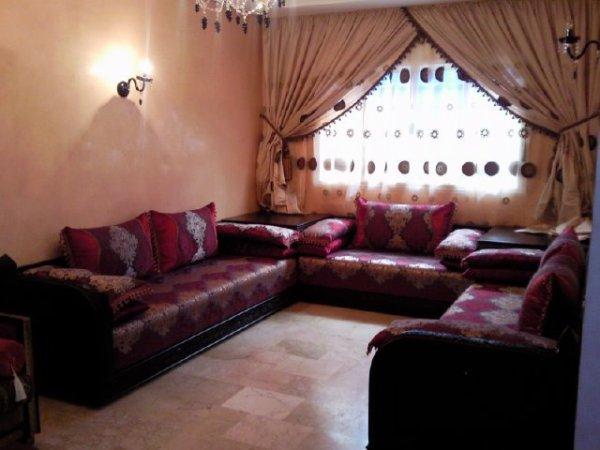 salon marocain 2012