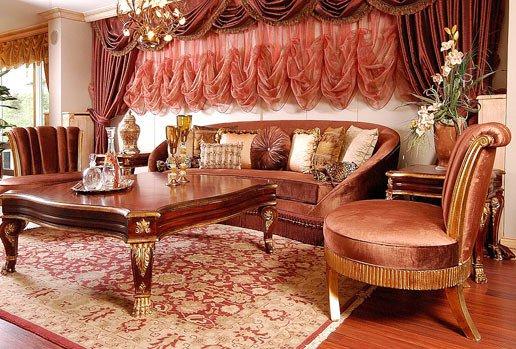 Rideau salon marocain 2012