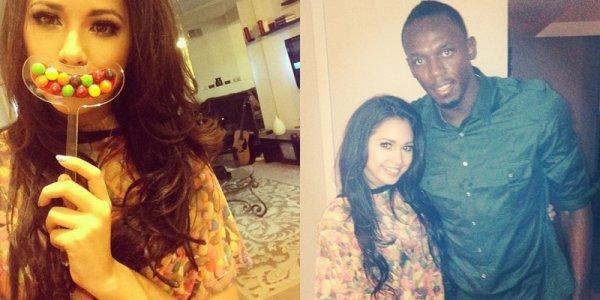 Le 20 novembre, Jasmine est sortie, elle a eu l'occasion de rencontré Usain Bolt. Elle a ensuite passé la soirée en répétion avec Jae Blaze pour la 3ème fois
