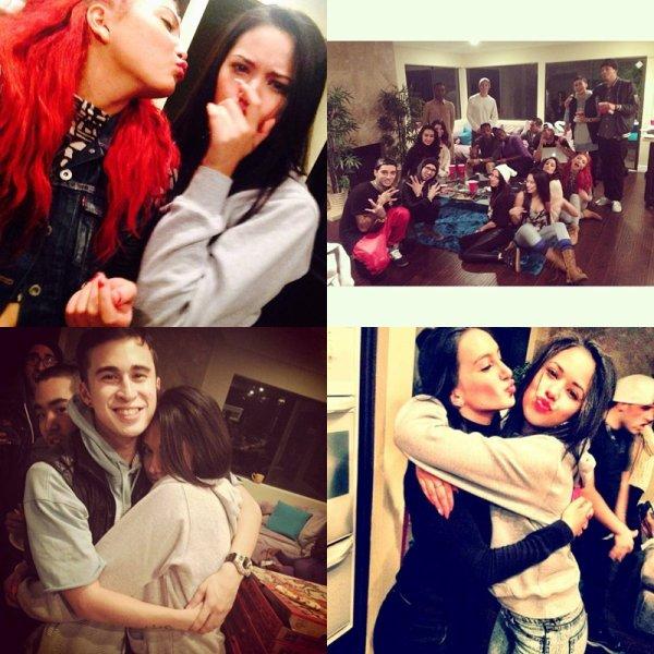 Le 07 décembre, Jasmine a fêté ses 20 ans. Shaun et Jream ont organisé une surprise avec tout leurs amis. Jazzy, Briana, Alexandria, Bryan, Rocky, Bernard, Gabi, Neicy et d'autres étaient présents.