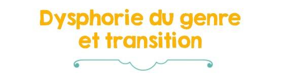 Le Genre - Partie 2  ( Transition et représentation dans les médias)